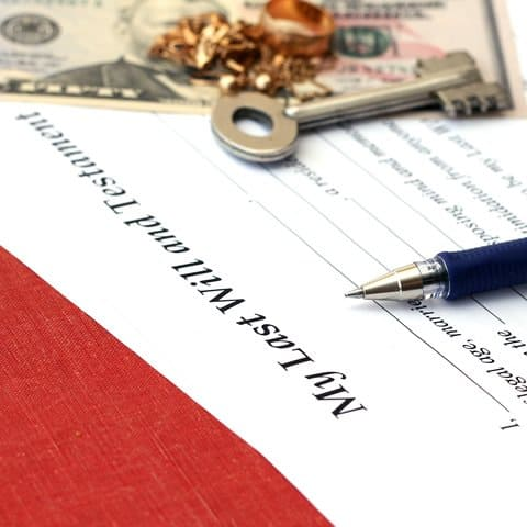 inheritance disputes in Texas contesting a will heirship