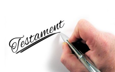 Definition of Testamentary Intent In Texas